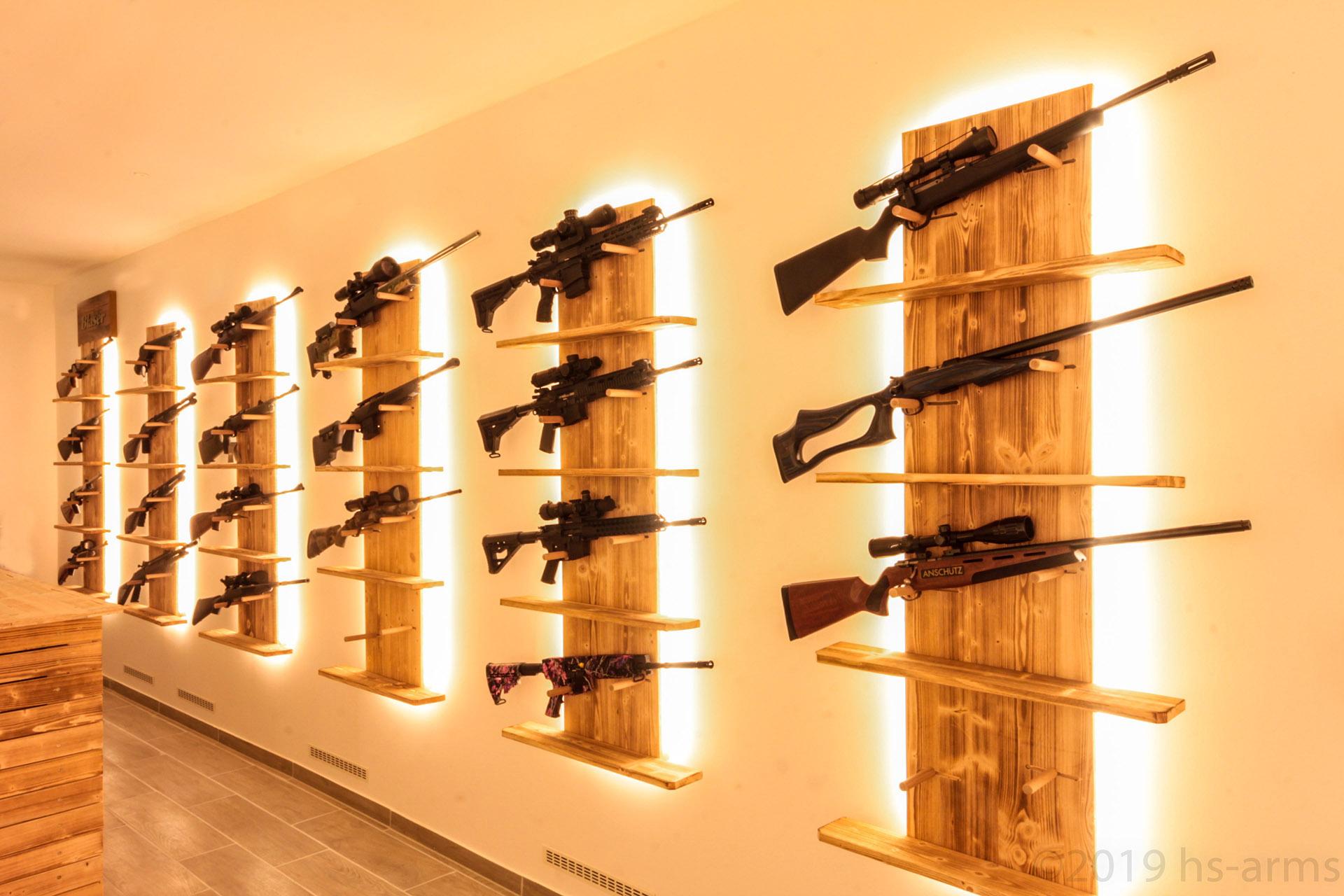 HS Arms Filiale Heidenau