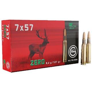 7x57  Geco Zero 127grs - 20Stk