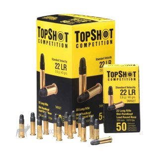 .22 lfB. TOPSHOT SV Target - 50Sk