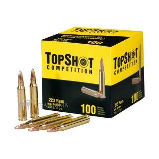 .223 Rem. TOPSHOT FMJ BT 55 grs. 100Stk