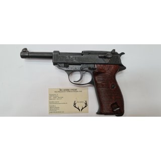 "Walther P38 ""ac44"" - 9mm Luger"