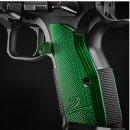 CZ TS 2 Racing Green - 9mm Luger