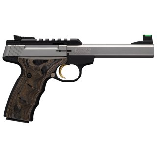 Browning Buck Mark Plus Stainless UDX - .22 lfB
