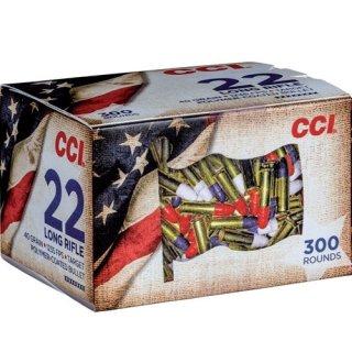 .22 lfB CCI Patriot HV  40grs - 300Stk