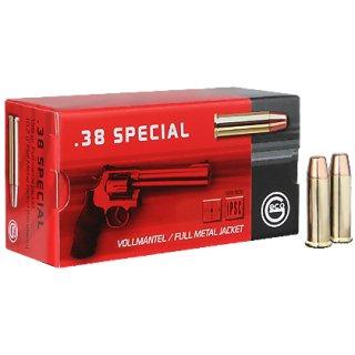 .38 Special Geco FMJ 158 grs. - 50Stk