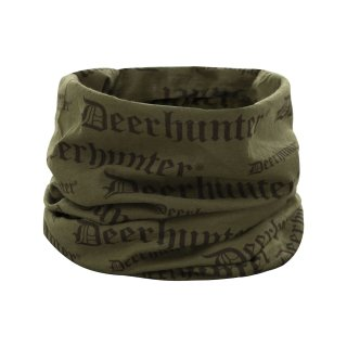 Deerhunter Logo Halsmanschette
