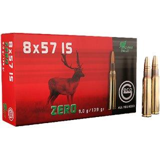 8x57 IS Geco Zero 139grs - 20Stk