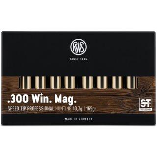 .300 Win. Mag. RWS Speed Tip Pro 165grs -  20Stk