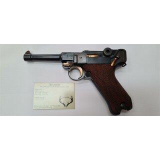 Mauser P08  - .30 Luger