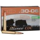 .30-06 Spr. Blaser CDC 160grs Bleifrei - 20 Stk