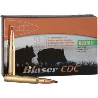 .300 Blaser Mag. Blaser  CDC 160grs. - 20 Stk - Bleifrei
