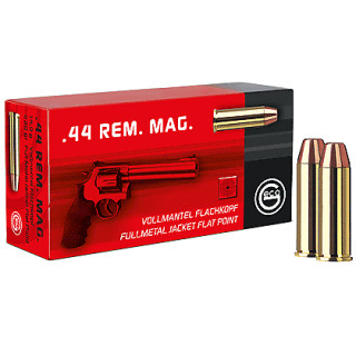 .44 Rem. Magnum Geco FMJ 230grs - 50Stk