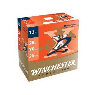 12/70 Winchester X2 Trap - 28g - 2,4mm - 25Stk