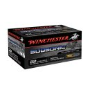 .22 lfb. Winchester 42grs Subsonic HP - 50Stk