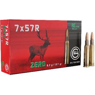 7x57 R Geco Zero 127grs - 20Stk