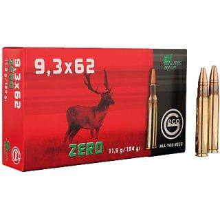 9,3x62 Geco Zero 184grs - 20Stk