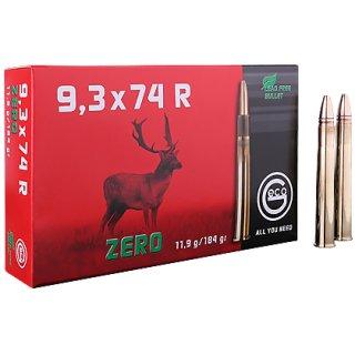 9,3x74 R Geco Zero 184grs - 20Stk