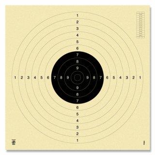Pistolen-Scheibe 25/50m & Gewehr 100m; BDS Gewehr 100m (Z 5)