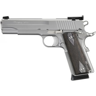 Sig Sauer 1911 Stainless Target - .45 ACP
