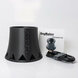DRYMAKER Schalldämpfer Trocknungsgerät von Flexonix