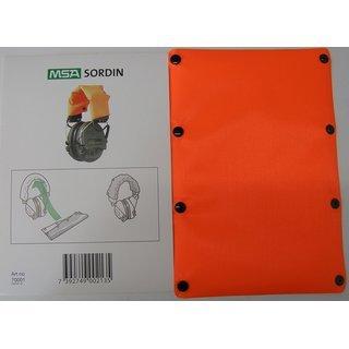 MSA Sordin Kopfbügel-Überzug für alle Modelle / Orange
