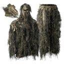 Deerhunter Sneaky Ghillie Überzieh Anzug mit Handschuhe - Tarnanzug