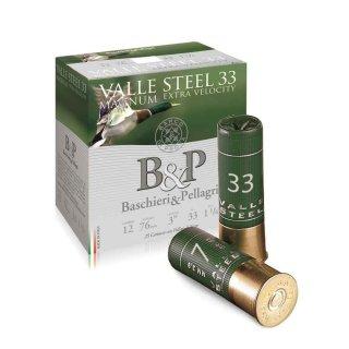 12/76 B&P Valle Steel HV - 33 g - 3,1 mm