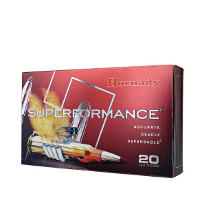 .300 Win. Mag. Hornady Superf. SST 180 grs - 20Stk