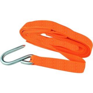 Bergehilfe 1-teilig mit Haken für 3 Personen orange