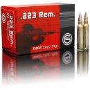 .223 Rem. Geco Target FMJ 55grs. 50Stk