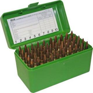 Patronenboxen für Langwaffen MTM