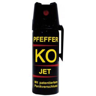 Pfeffer-KO Jet in verschiedenen Größen