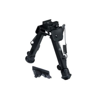 Zweibein UTG Super Duty QD  Höhe 140-203mm