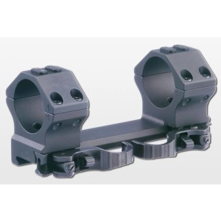 ERA-TAC Blockmontage Ø34mm schwarz