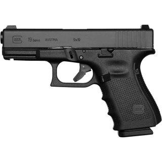 Glock 19 Gen. 4 - 9 mm Luger