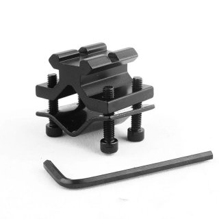 Lauf Montage Picatinny Rail - 10-20 mm Universal Single Rail Adapter