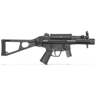 HK SP5K mit Picatinnyschiene 9 mm Luger
