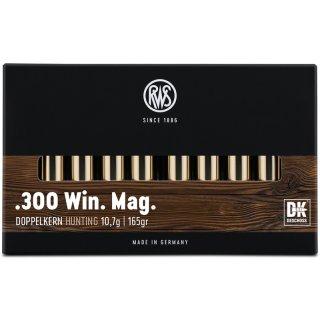 .300 Win. Mag. RWS Doppelkern (DK) 165grs - 20Stk