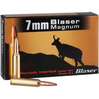 7mm Blaser Magnum Interlock 139grs. 20Stk