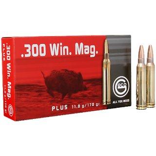 .300 Win. Mag. Geco Plus 170grs - 20 Stk