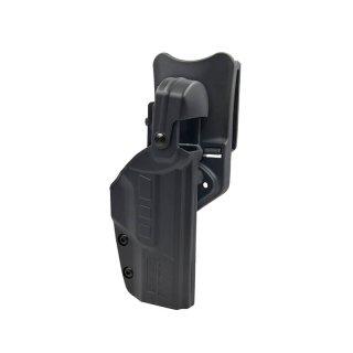 CYTAC Polymer Holster Level III Glock 17