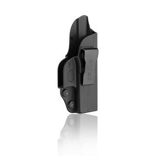 CYTAC Polymer Holster IWB Glock 43/43X