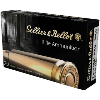 7mm Rem. Magnum Teilmantel SPCE 173 grs. - 20 Stk