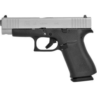 Glock 48 silver slimeline 9mm Luger