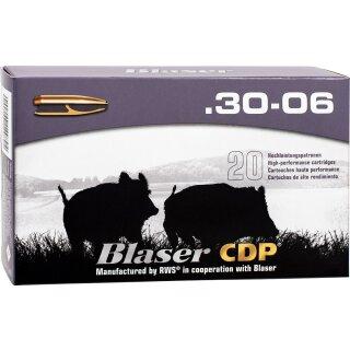 .30-06 Spr. Blaser CDP 165grs - 20 Stk