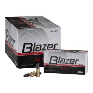 .22 lfb Blazer LRN HV 40grs - 500Stk