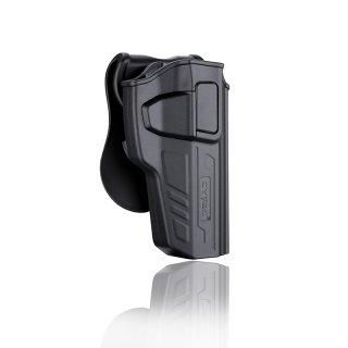CYTAC Polymer Holster R-Defender für verschiedene Waffen