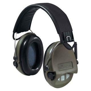 MSA Sordin Gehörschutz Supreme Basic - grün