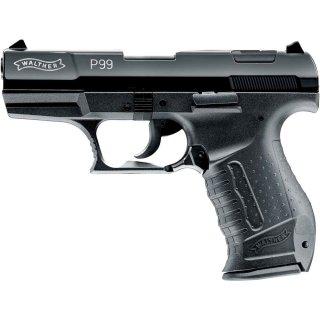 Walther Schreckschuss Pistole P99 schwarz