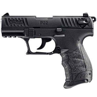 Walther Schreckschuss Pistole P22Q schwarz